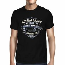 1Tee Mens Rockatansky Mad Max Car  T-Shirt