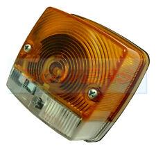 HELLA SQUARE FRONT SIDE INDICATOR LIGHT LAMP MASSEY FERGUSON JOHN DEERE TRACTOR