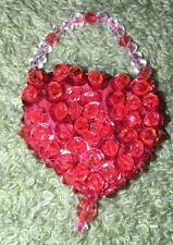 Bratz - Red Sequined Heart Shaped Purse
