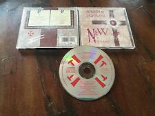 Simple Minds - New Gold Dream Early Italy Press Cd Ottimo