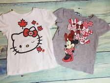 18-24m/2T Hello Kitty/Minnie Mouse T Shirts Canada Old Navy