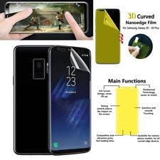 Galaxy S9 Plus Anti-scratch Soft TPU Front Screen Protector Film For Samsung PR1