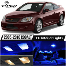 2005-2010 Chevy Cobalt Blue LED Interior Lights Package Kit