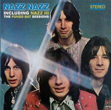 Nazz - 2 & 3 The Fungo Bat Sessions (2CD, Remastered) Nazz, Todd Rundgren