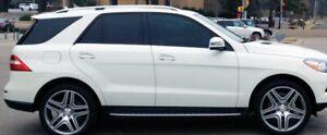 "22"" Mercedes ML Jeep / Glc / Gle Alloys & Tyres Set Of 4"