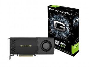 Gainward GEFORCE GTX 970 4G GDDR5 4GB  Graphics card