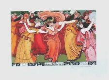 Original vintage prints WINE FESTIVAL VEVEY 1905 (16)
