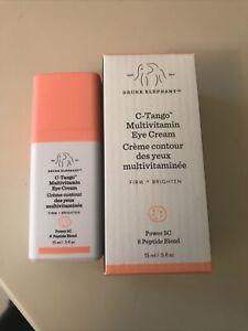 Drunk Elephant C-Tango Multi Vitamin Eye Cream 15ml Bottle