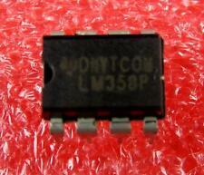 IC : LM358 / LM358P 8 pin DIP : Op Amp : 5pcs per lot
