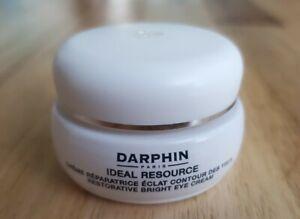 DARPHIN - Ideal Ressource - Crème Réparatrice Eclat pour les yeux - 15ml - Neuf