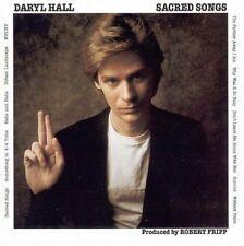 Sacred Songs 0886974991021 by Daryl Hall CD
