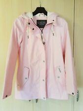 Schmuddelwedda Damen Anorak Regenjacke mit Reißverschluss rosa Größe M NEU