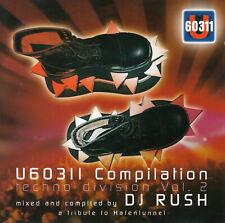 DJ Rush - U60311 Compilation Techno Division Vol. 2 (2 CDs) 2002
