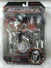 Diamond select toys 2009 Battlestar Galactica Red Stripe Cylon exclusive