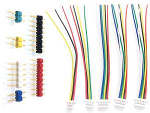 SH Kabel für Omnibus AIO F4 PRO V3, 3 4 6 Pin für JST SH und Pin Header