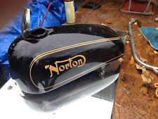 Norton Commando hi-rider gas- petrol tank fiberglass