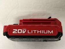 NEW PORTER CABLE PCC680L 20V Max Battery 1.5 AMP Lithium-Ion For PCC600 PCC640