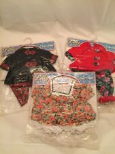 3 Vintage Lilly Berchet Baby Nurse Outfits for Dolls New in Package Lily