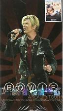 DAVID BOWIE - BUDOKAN, TOKYO, JAPAN 8th & 9th MARCH 2004 - 4CD LONG BOX DIGIPAK