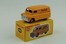 Bedford 10 CWT Bus Van Kodak orange Ref 480 1:43 Dinky Toys Atlas
