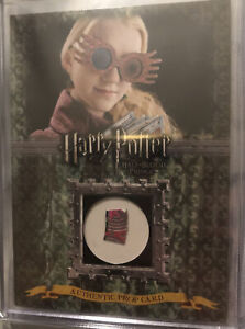 Harry Potter Half Blood Prince CI3 99/110 Luna Lovegood's Spectrespecs
