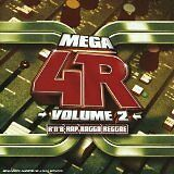 CORNEILLE, JAY-Z... - Mega 4R vol 2 - CD Album
