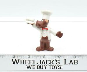 Pound Puppies Miniature PVC Figure Louie UNPAINTED BONE Tonka Employee Owned