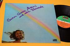 GURU GURU LP MANI & SEINE FREUNDE 1°ST ORIG PROG KRAUT GERMANY 1975 MINT UNPLAYE