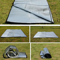 Sleeping Mattress Pad Waterproof Aluminum Foil EVA Outdoor Sport Camping Mat 1*2