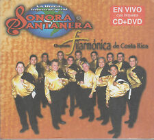 CD/ DVD - La Unica Internacional Sonora Santanera NEW En Vivo FAST SHIPPING !