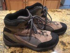 vasque hiking Leather /  Suede boots Sz 8.5 M Style # 7433 M 03  Women's
