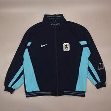 Vintage Rare Nike Munich 1860 Football Soccer Jacket Coat Size XL Germany