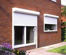 Insulated Electric Roller Window Security Shutter