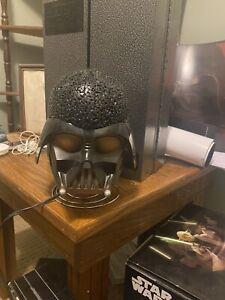 Star Wars Darth Vader small lamp.
