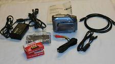 Sony Handycam DCR-HC42 Mini DV Camcorder Camera Bundle (needs new battery)