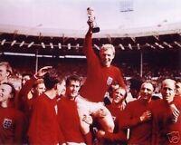 Bobby Moore 1966 World Cup Winner BW 10x8 Photo
