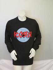 Retro Korn Longsleeve Shirt - 2000 Asian Logo - Men's Extra Large