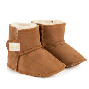 NEW SKEANIE Genuine Leather UGG Boots Natural. RRP $59.95