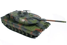 Large Scale RC Leopard 2A6 Tanque, Luces, Sonido, Dispara-Hobby Engine
