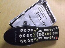 Radio Shack 15-302 Tv Dvd Remote Control w/ Instructions *Free Shipping*