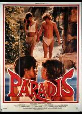 affiche du film PARADIS 120x160 cm