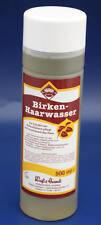 BIRKENHAARWASSER 500 ml HAARWASSER HAARMITTEL BIRKE HAIRTONIC CHEVEUX LOTION