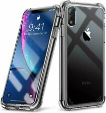 For iPhone Case 6 7 8 Plus XR XS Max Bumper Shockproof Silicone Protective Cover