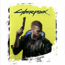 Cyberpunk 2077 | V | Steelbook | Custom-Print | Metal-Case | Steel-Box