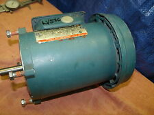 Reliance Electric Motor 1/2 hp 1725 rpm 208 230 460 v. 3 ph P56H5069T-Wr perfect