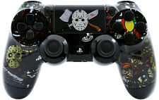 """""""Scary Party"""" Ps4 Custom UN-MODDED Controller Exclusive Unique Design"""