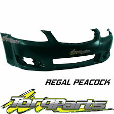 REPLACEMENT FRONT BAR COVER GREEN SUIT VE OMEGA SERIES 2 COMMODORE HOLDEN BUMPER