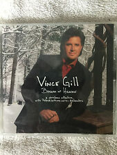 "VINCE GILL ""BREATH OF HEAVEN"" USED CD CHRISTMAS TUNES"