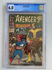 Avengers #33 CGC 6.0 1966