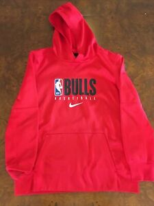Nike Bulls Basketball Hoodie